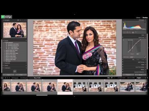 "Creating a ""Soft Portrait"" Color Preset in Lightroom 4 - From the Workflow System Workshop on DVD"