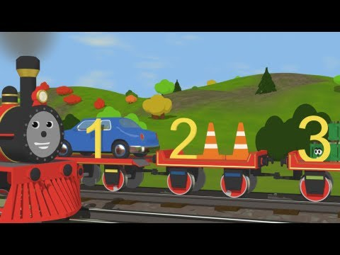 Learn to Count with Shawn the Train - Fun and Educational Cartoon for Kids learn to count with shawn the train fun and educational cartoon for kid скачать