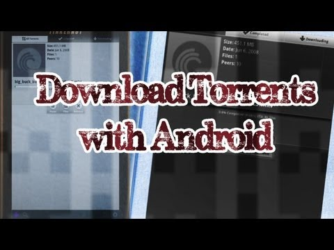 Tinkernut - Download Torrents With Android!!!