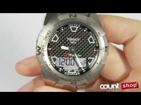 Tissot T-Touch Expert T013.420.44.201.00 - review by DiscountShop