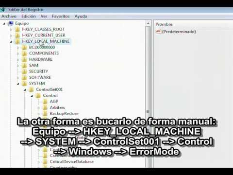 "Solucionar el fallo de ""Windows - No hay disco"" ""Windos - No disk error"""