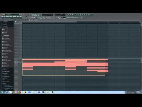 FL Studio 10 - Making a Lex Luger Beat Live in Fruity Loops FL Studio - Fruity Loops fl studio 10 лупы барабанные лупы для фрути лупс