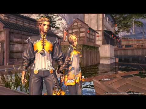 Blade & Soul Gameplay(High Quality)