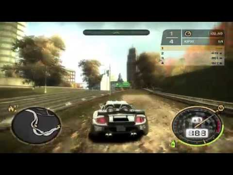 Need For Speed: Most Wanted Black Edition v1.3 (1080p) Multiplayer [HD] Gameplay (pLAN).avi