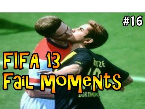 Fifa 13 Fail Moments #16 - Happy New Year 2013 тюнинг газ 2410