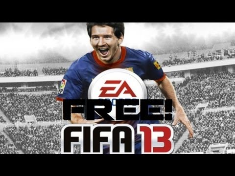 How To Download FIFA 13 FOR FREE