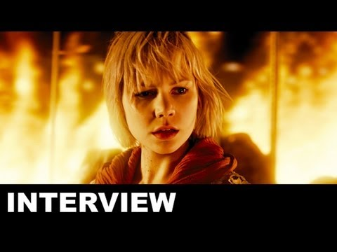 Silent Hill Revelations 3D - Adelaide Clemens Interview : Beyond The Trailer аделейд клеменс